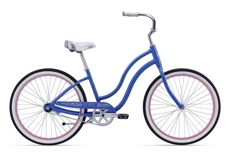 Купить Женский велосипед Giant Simple Single W (2016)