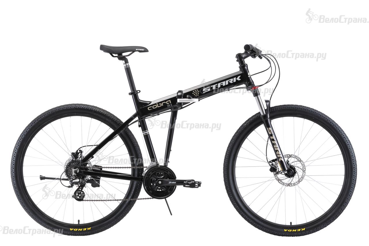 Велосипед Stark Cobra 29.3 HD (2018) велосипед stark cobra 27 3 hd 2018