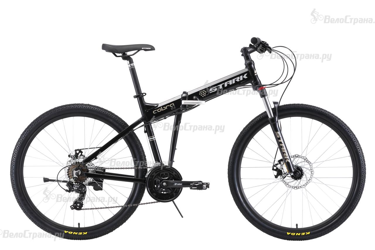 Велосипед Stark Cobra 27.2 D (2018)