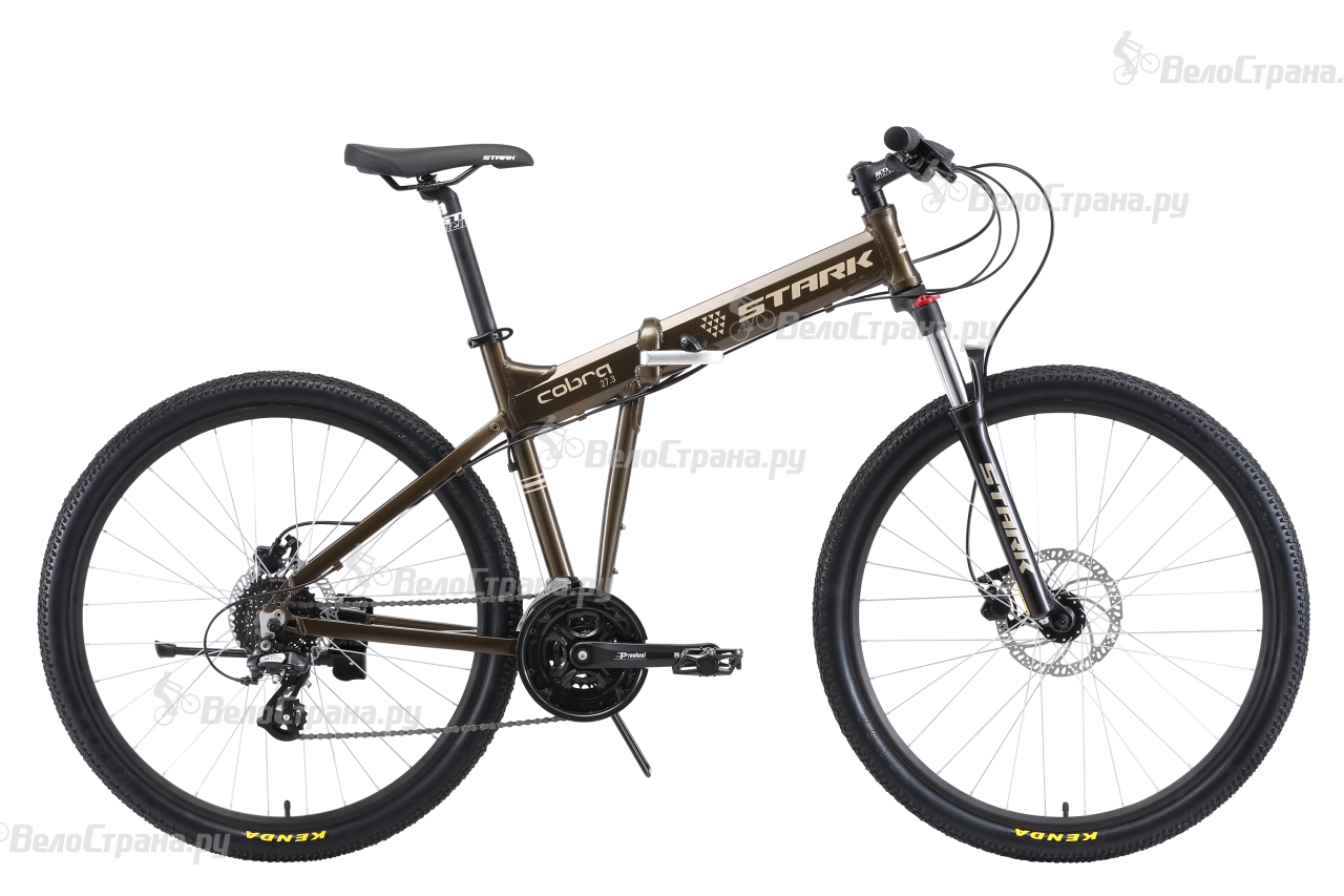 Велосипед Stark Cobra 27.3 HD (2018) велосипед stark cobra 27 3 hd 2018