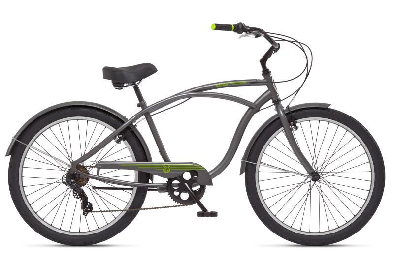 Купить Комфортный велосипед Schwinn S7 (2018)
