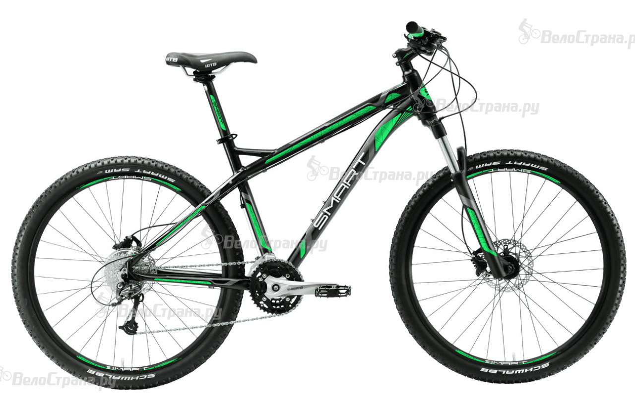 Велосипед Smart MACHINE 800 PREMIUM SE (2018)