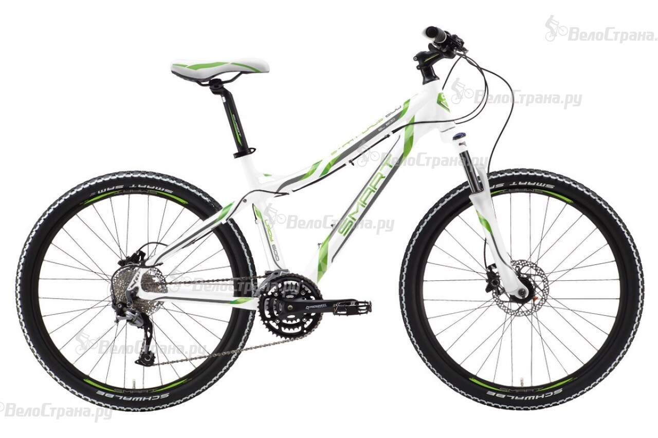 Велосипед Smart LADY 600 650B (2018)