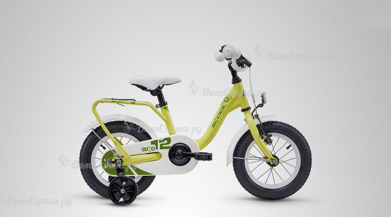 Велосипед Scool niXe 12 steel (2018) велосипед scool nixe 12 steel 2016