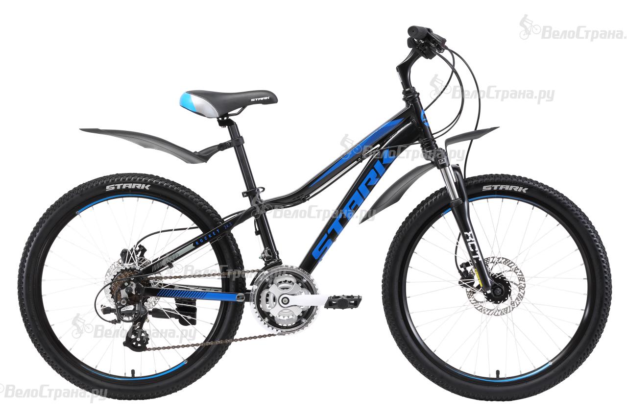 Велосипед Stark Rocket 24.3 HD (2018)