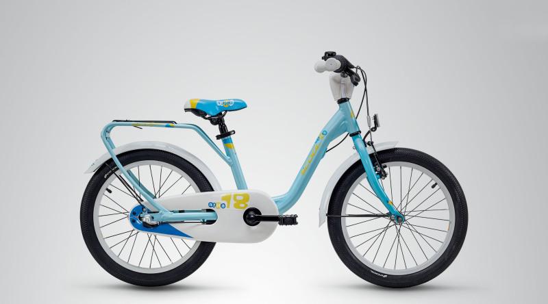 Купить Детский велосипед Scool niXe 18 3 ск. alloy (2018)