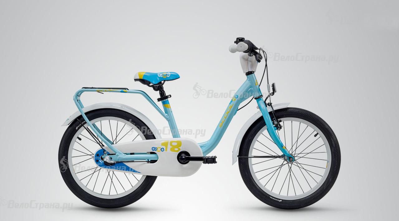 Велосипед Scool niXe 18 3 ск. alloy (2018)