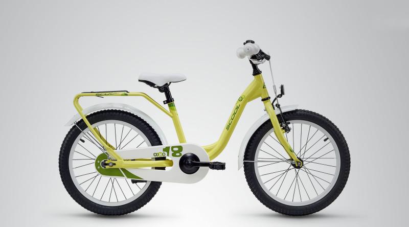 Купить Детский велосипед Scool niXe 18 steel (2018)
