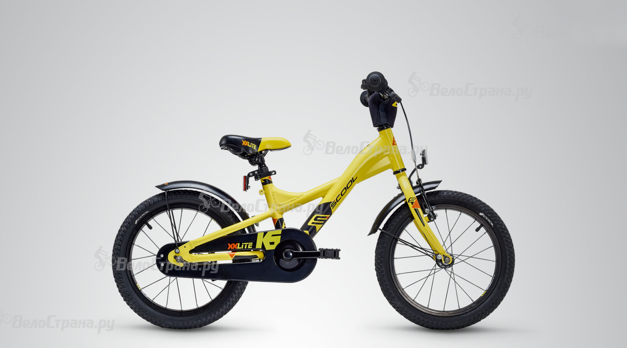 Велосипед Scool XXlite 16 alloy (2018) scool xxlite 12 alloy 2017