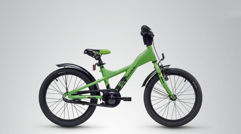 Купить Детский велосипед Scool XXlite 18 3 ск. alloy (2018)