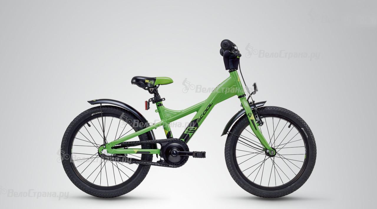 Велосипед Scool XXlite 18 3 ск. alloy (2018)