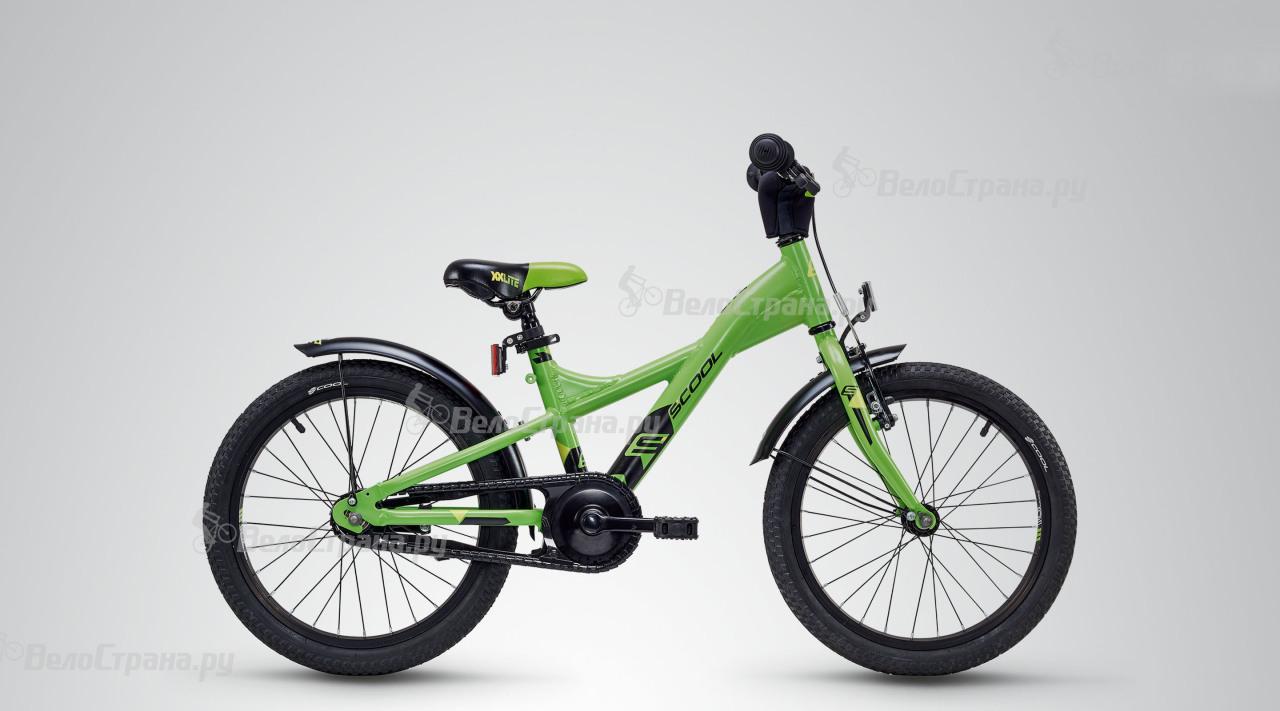Велосипед Scool XXlite 18 alloy (2018) scool xxlite 12 alloy 2017