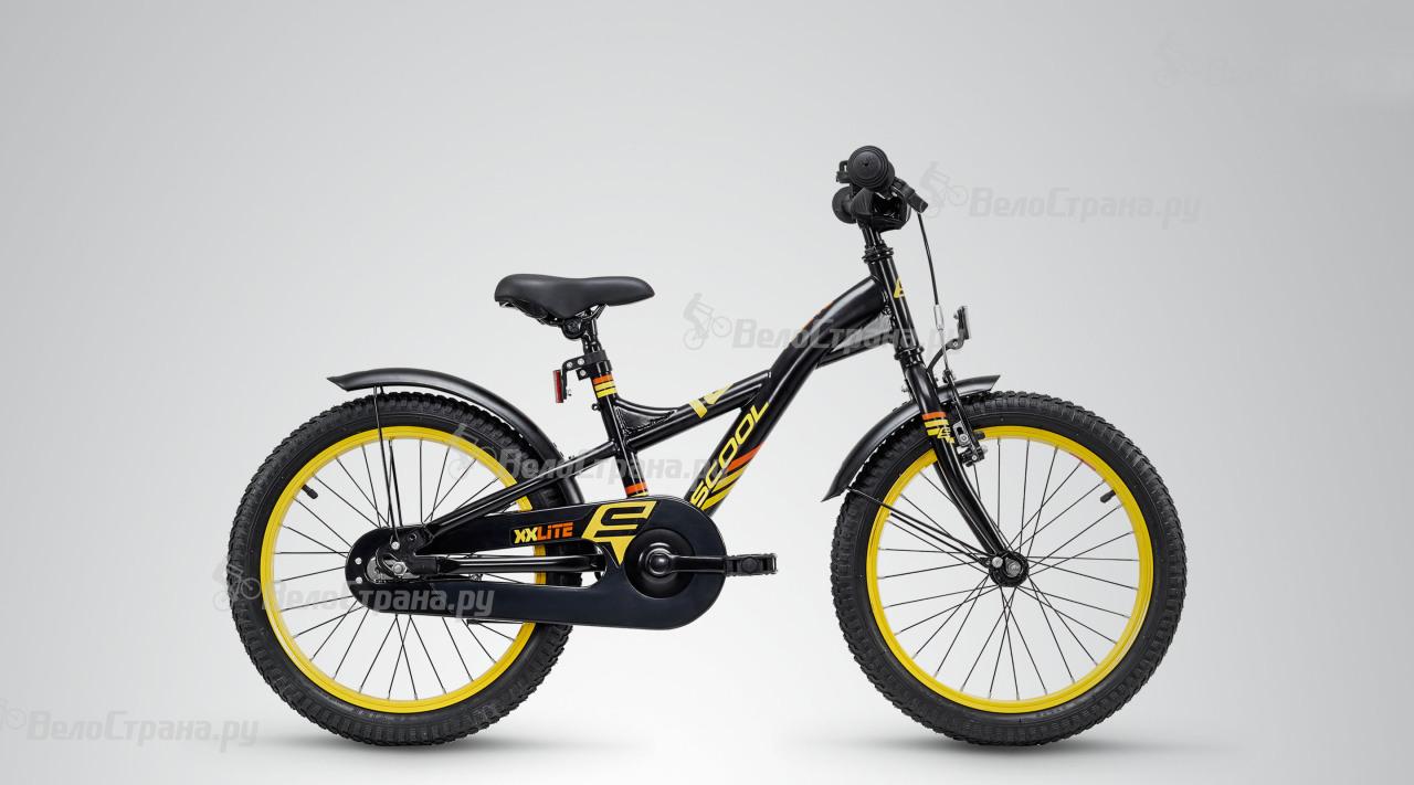 Велосипед Scool XXlite 18 steel (2018)