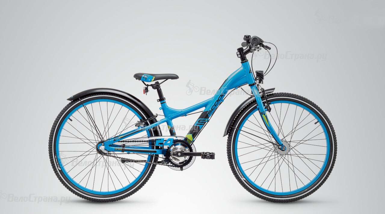 Велосипед Scool XXlite 24 3 ск. alloy (2018) scool xxlite 12 alloy 2017
