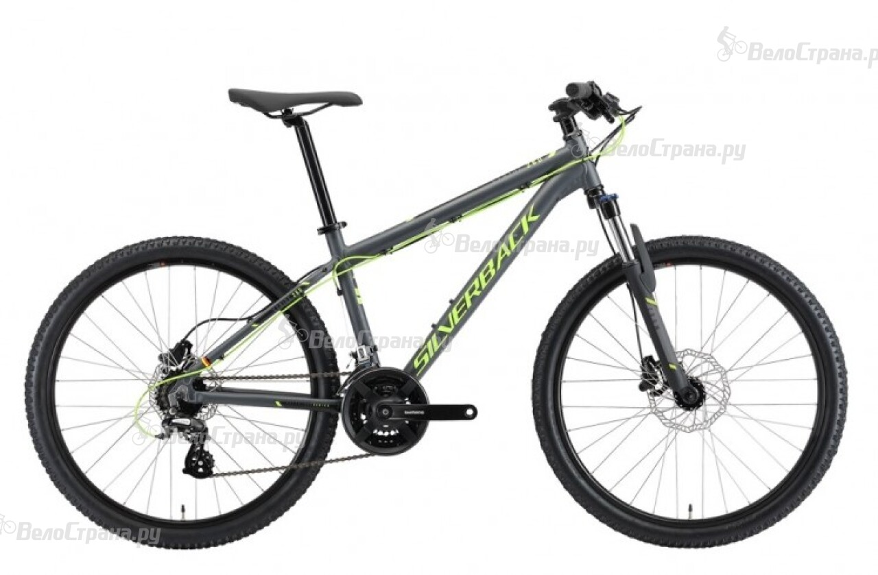 Велосипед Silverback Stride 26-D (2018) велосипед silverback syncra 1 2016