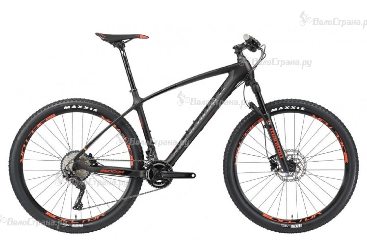 Велосипед Silverback Syncra (2018) велосипед silverback syncra 2 2015