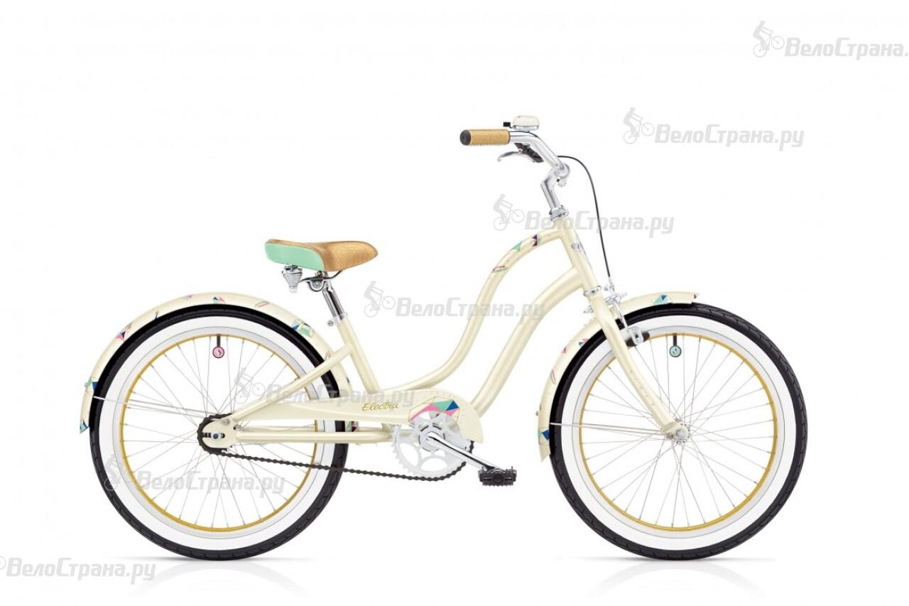 Велосипед Electra Treasure 3i 20 (2017)