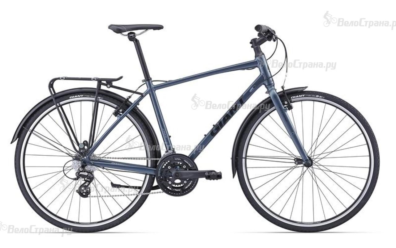 Велосипед Giant Escape 2 City-WEST (2016) велосипед altair city high 28 19 2015 dark blue