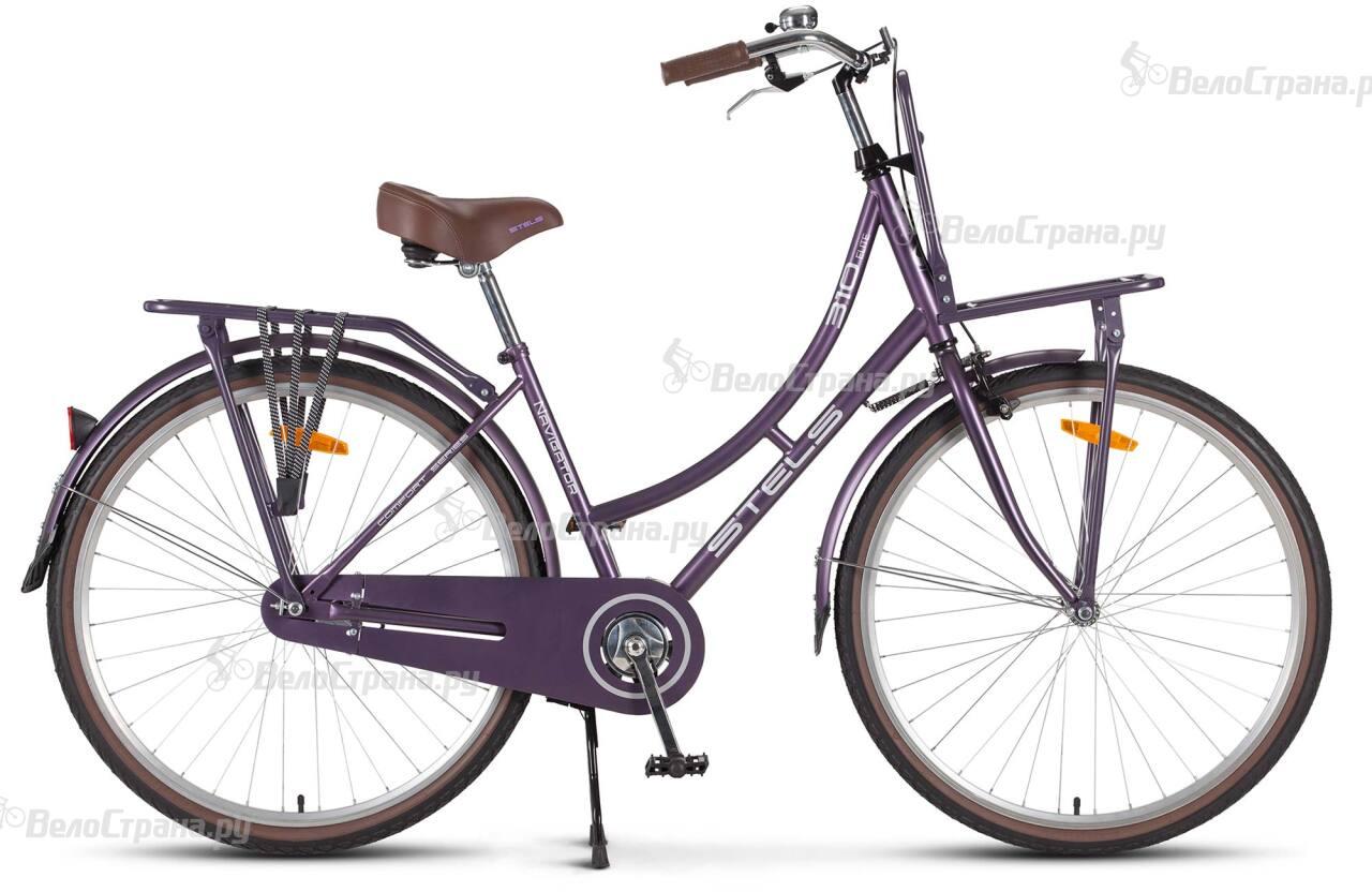 Велосипед Stels Navigator 310 Lady V020 (2018) велосипед stels pilot 230 lady v020 2018