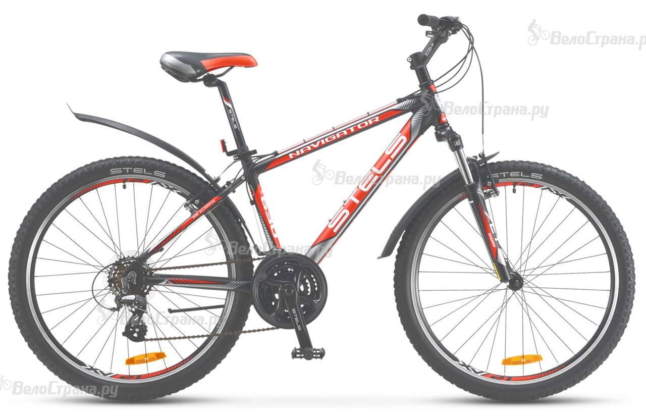Велосипед Stels Navigator 630 V V010 (2018)