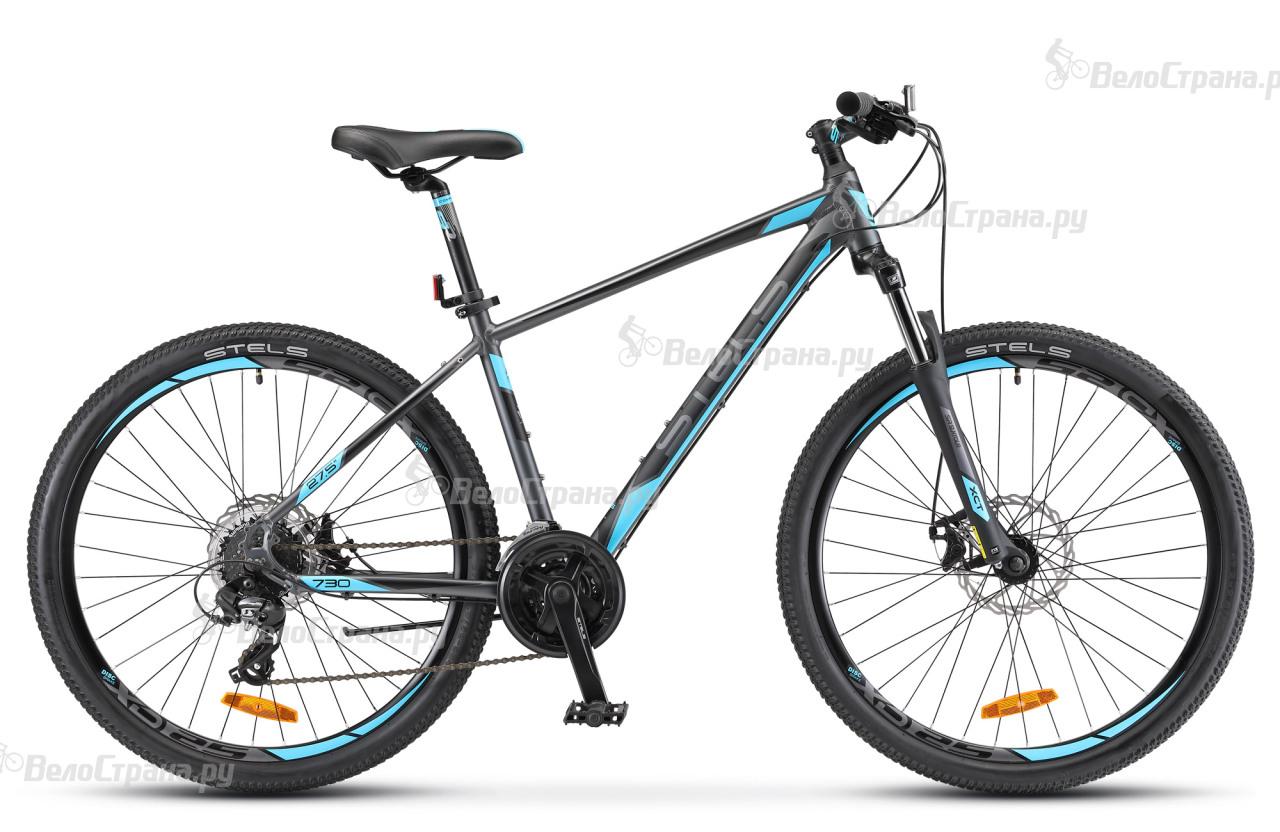 Велосипед Stels Navigator 730 MD 27,5 V010 (2018) велосипед stels miss 8900 md 2015