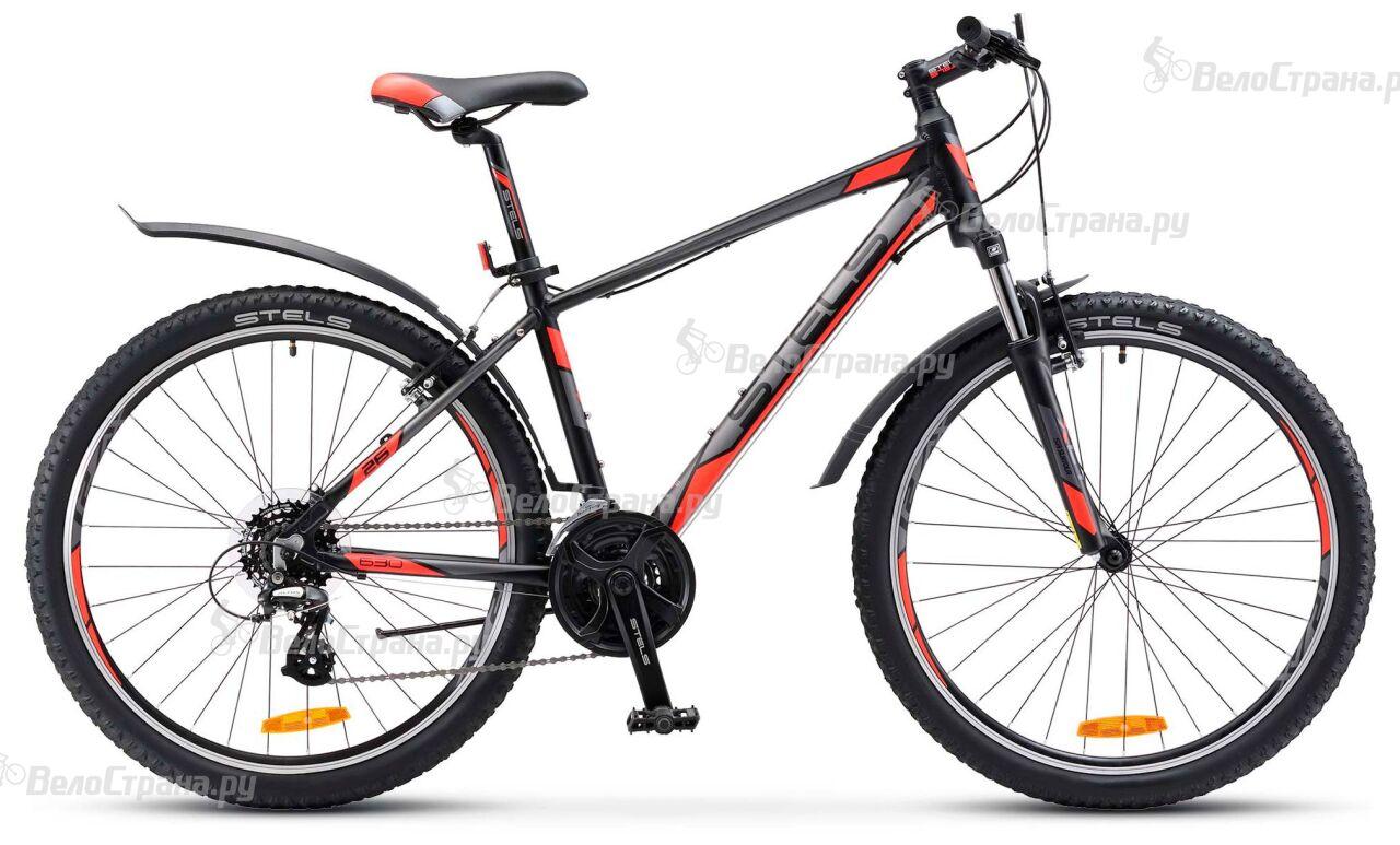 Велосипед Stels Navigator 630 V V020 (2018)