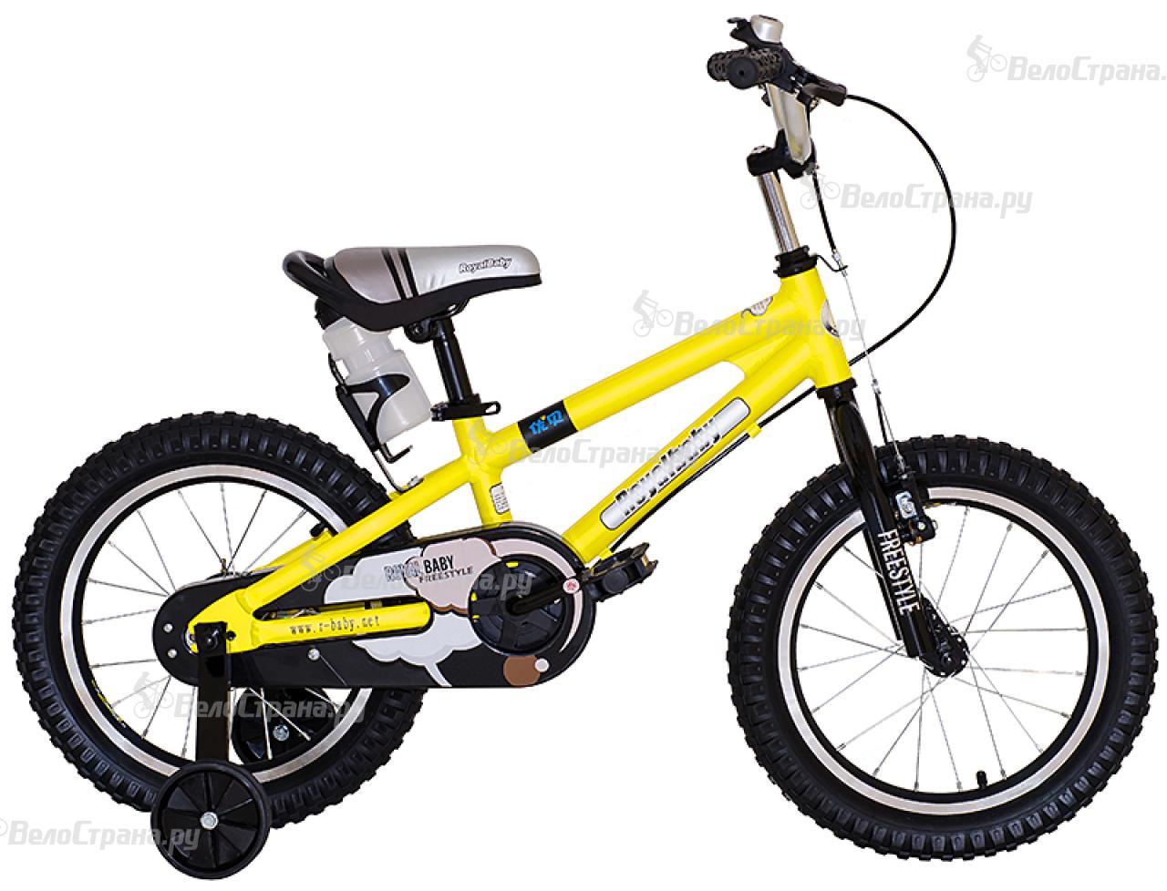 Велосипед Royal Baby Freestyle Alloy 18 (2018) велосипед royal baby buttons alloy 14 2018
