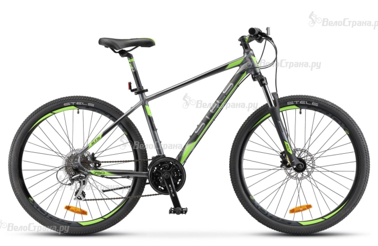 Велосипед Stels Navigator 750 D 27.5 V010 (2018)