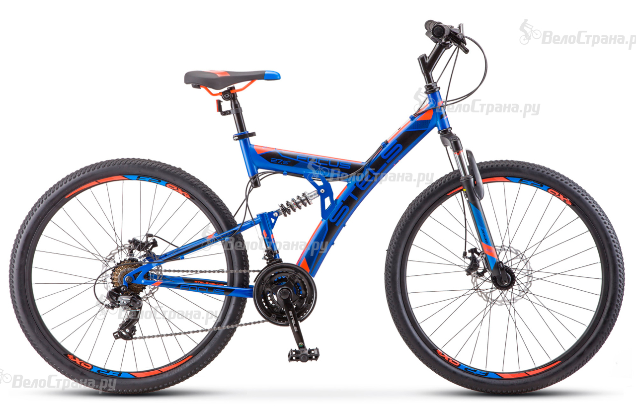 все цены на Велосипед Stels Focus MD 21 Sp 27.5 V010 (2018) онлайн