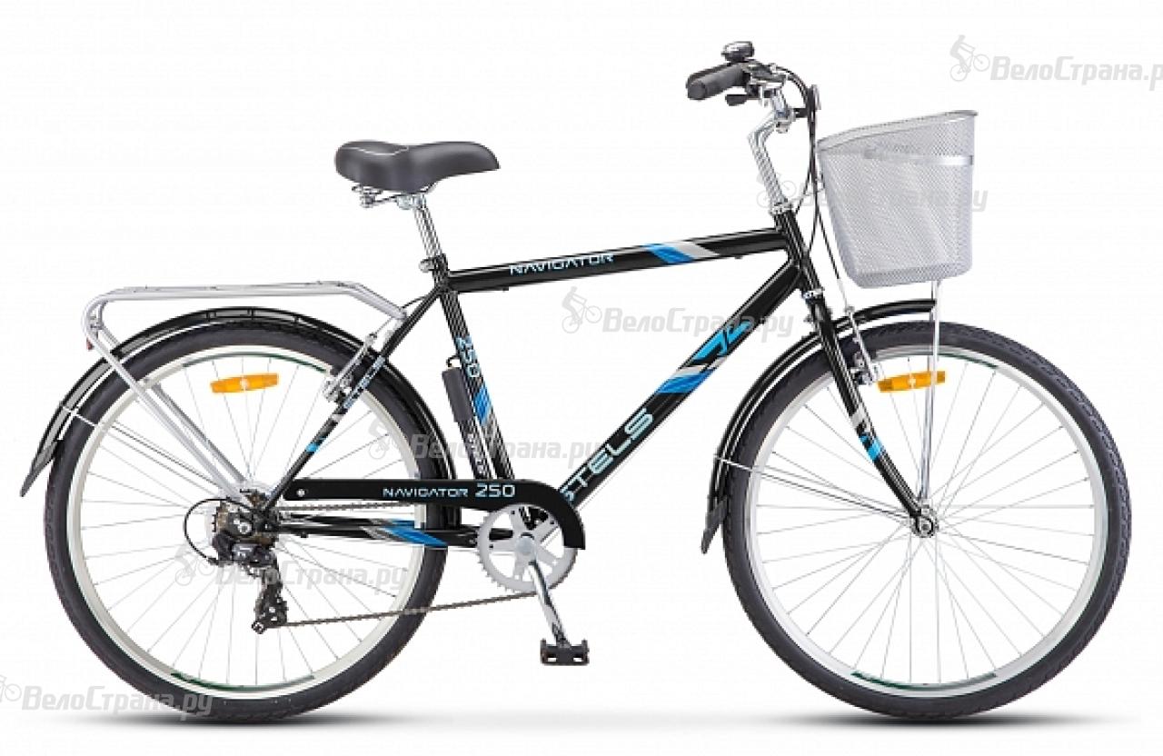 Велосипед Stels Navigator 250 Gent 26 Z010 (2018) велосипед stels navigator 300 gent 28 2015