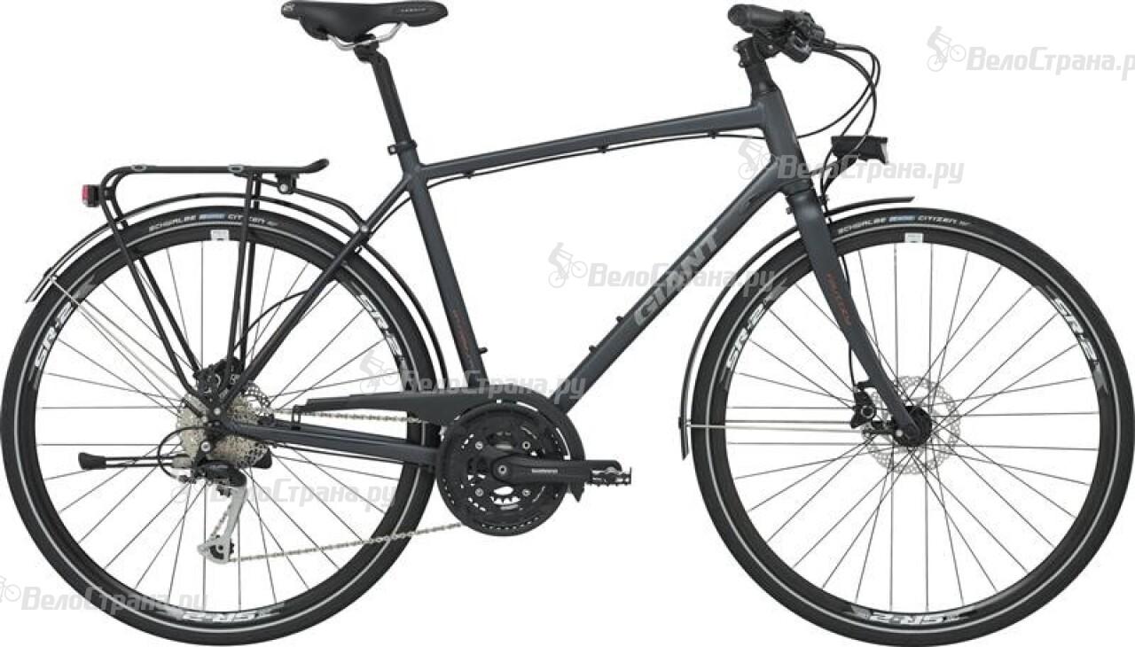 Велосипед Giant FastCity RS 2 GTS (2016) 6805n hybrid ceramic bearing 25x37x6mm 1 pc bicycle bb51 bottom hub 6805 rd 6805n rs 25376 rs si3n4 ball bearings 6805n 2rs