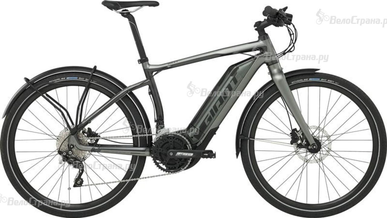 Велосипед Giant Quick-E+ 25 (2016) велосипед giant explore e 1 sta 2016