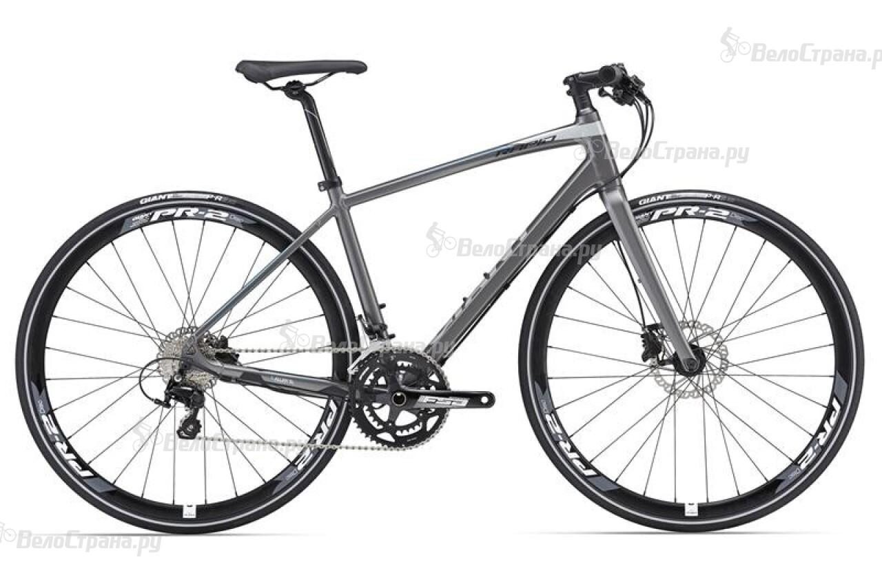 Велосипед Giant Rapid 0 (2016)