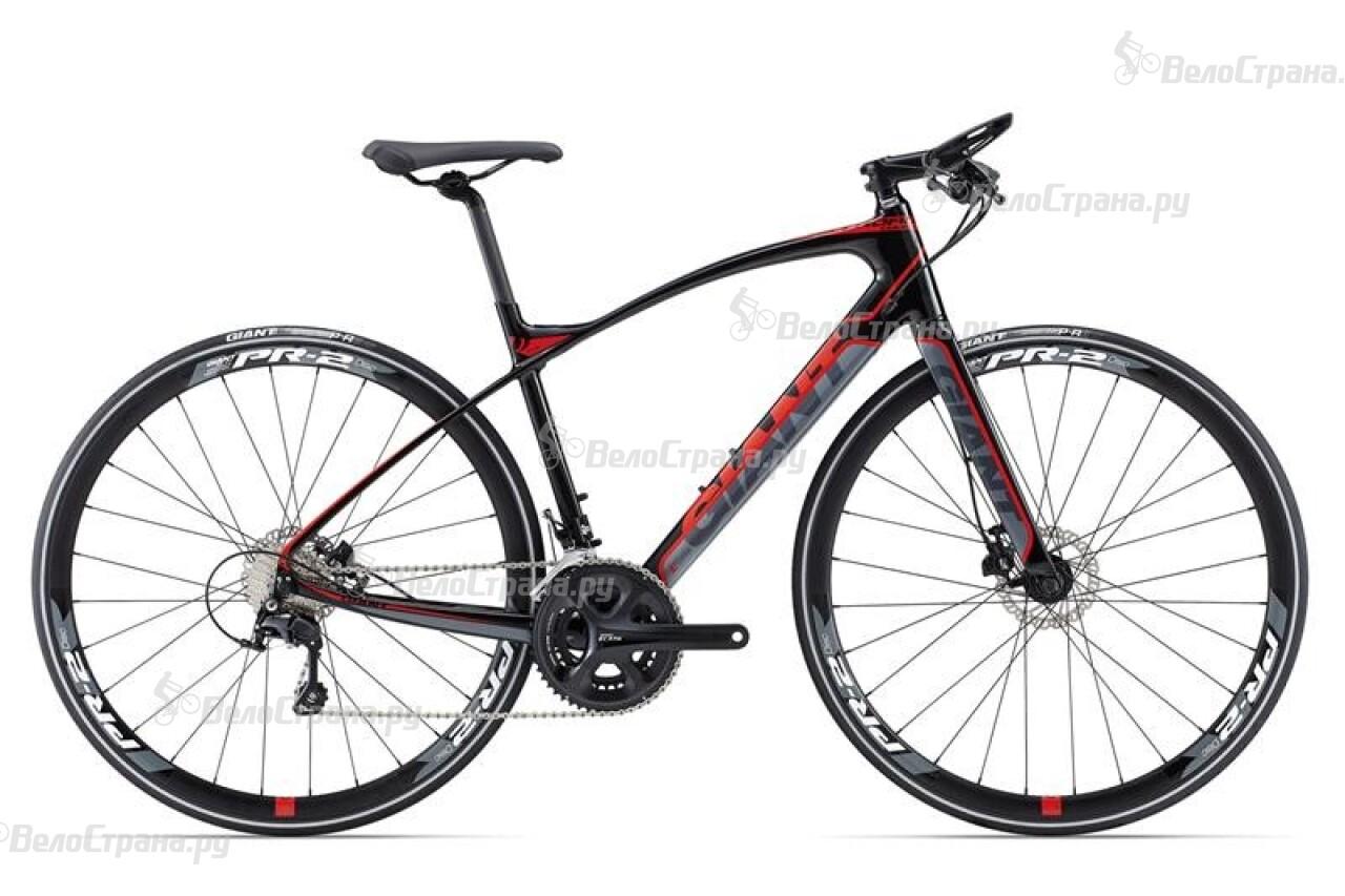где купить Велосипед Giant FastRoad CoMax 1 (2016) дешево