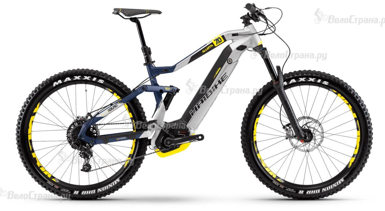 Велосипед Haibike XDURO AllMtn 7.0 500Wh (2018)