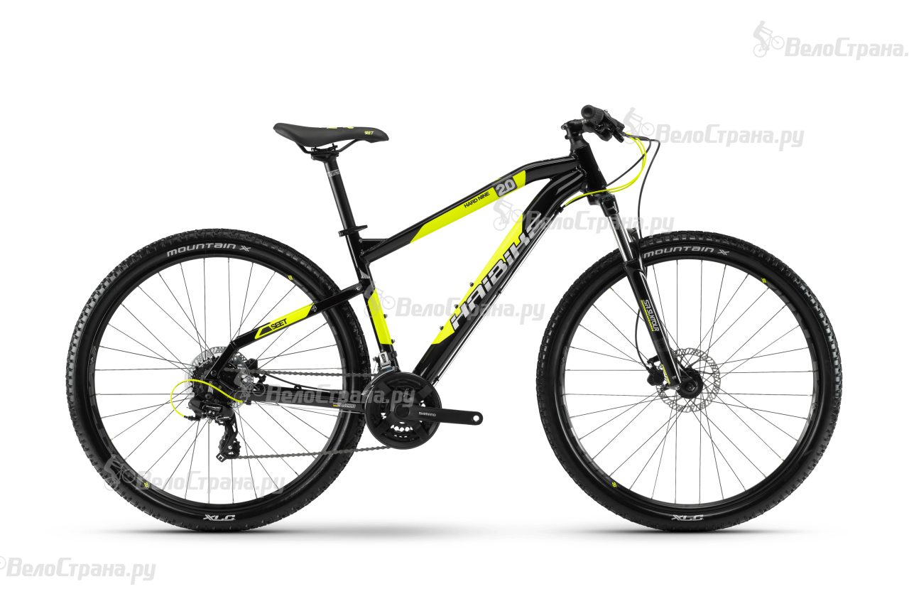 Велосипед Haibike SEET HardNine 2.0 (2018)