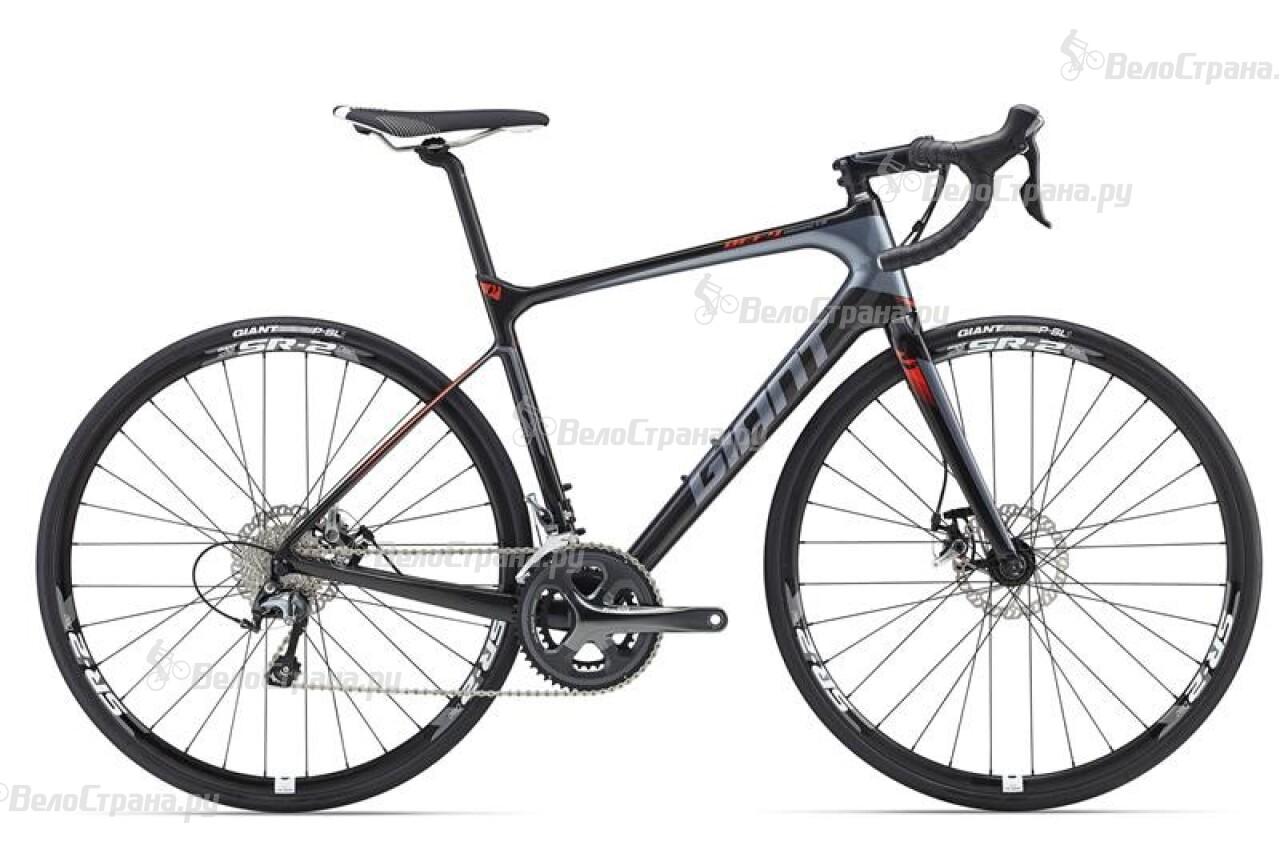 все цены на Велосипед Giant Defy Advanced 3 (2016) онлайн