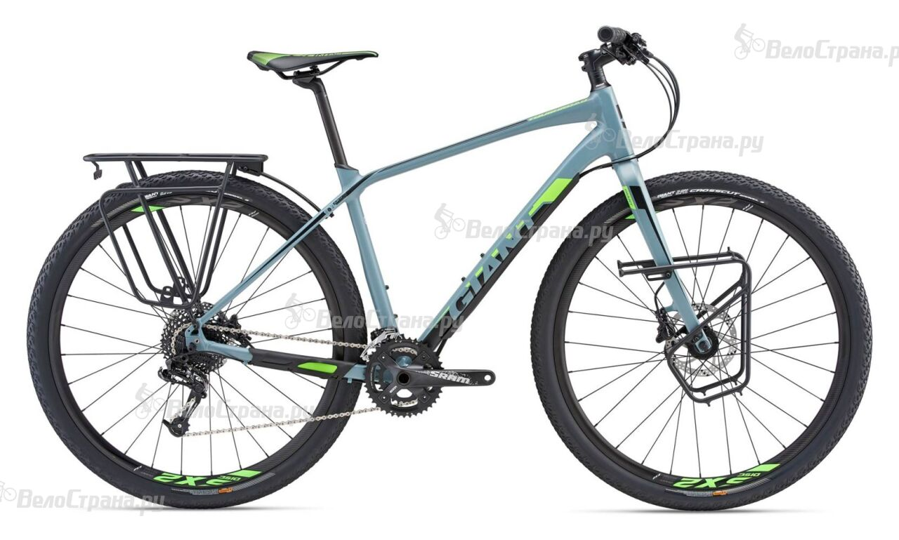 Велосипед Giant ToughRoad SLR 1 (2018)