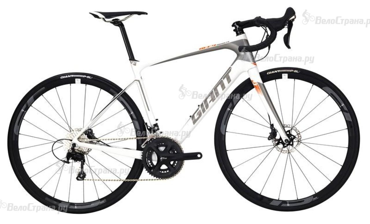 Велосипед Giant Defy Advanced Pro 3 (2016) advanced the mvp pro