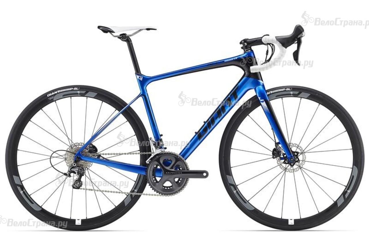 Велосипед Giant Defy Advanced Pro 2 (2016) велосипед giant trinity advanced pro 2 2016