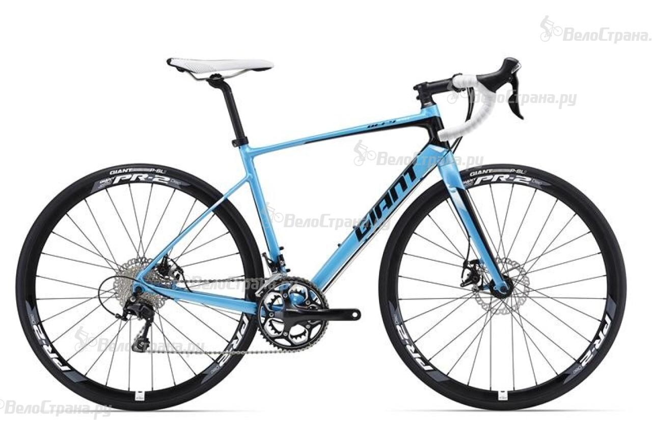 все цены на Велосипед Giant Defy 1 Disc (2016) онлайн