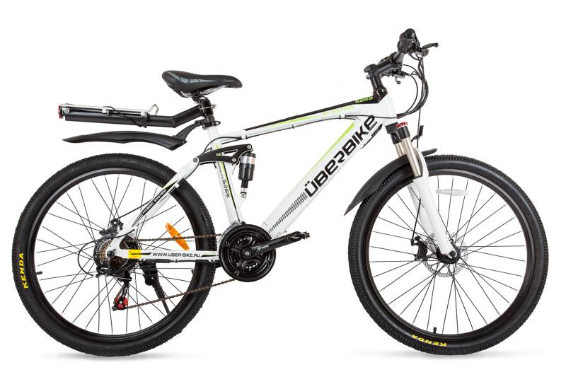 Купить Электровелосипед UberBike S26 (2019)