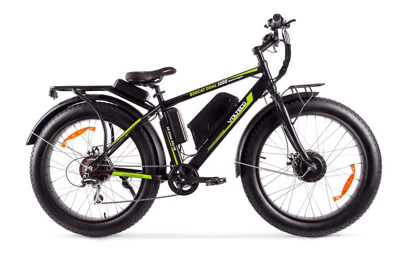 Купить Электровелосипед Volteco Bigcat Dual 1000 (2019)