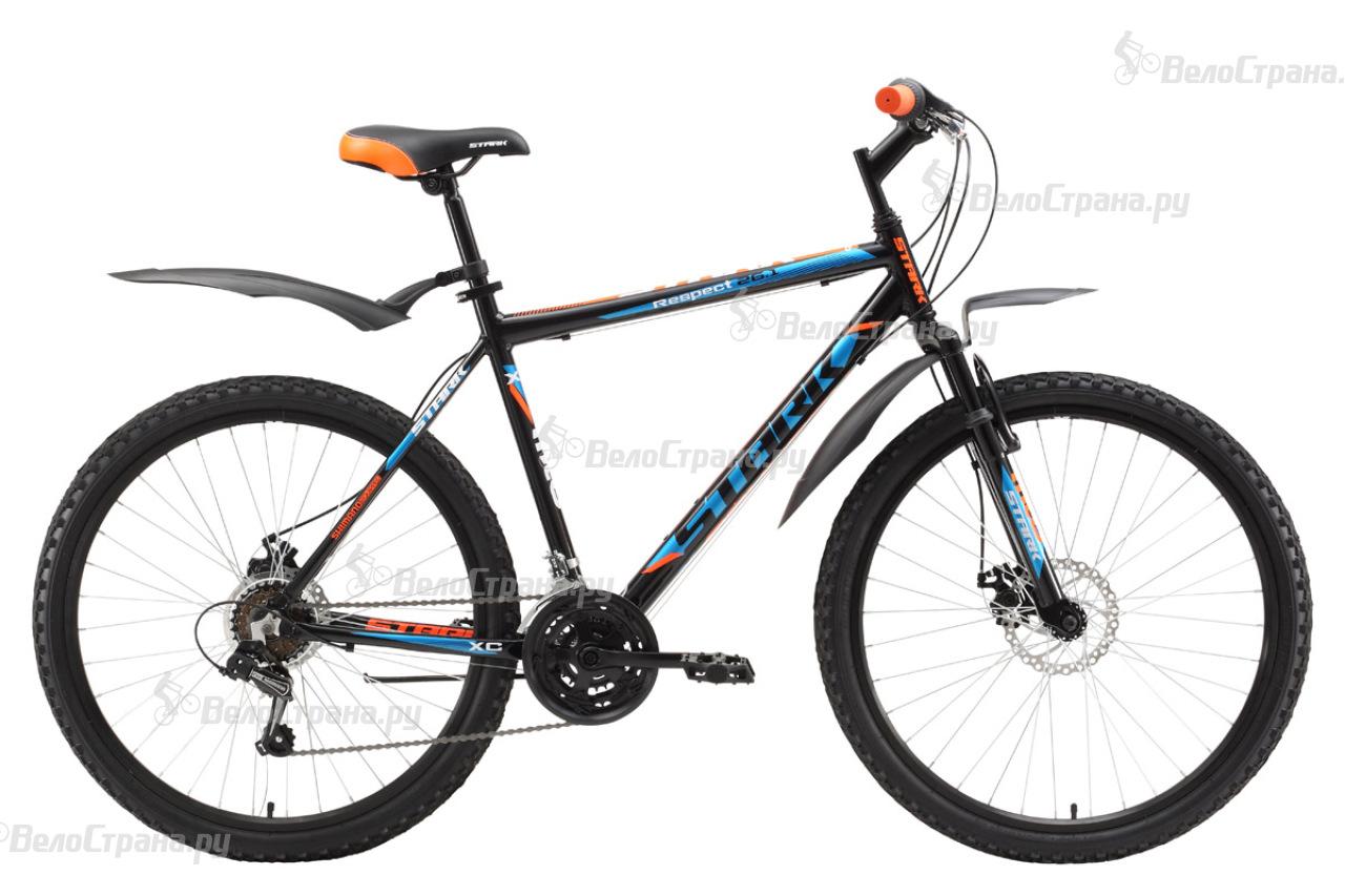 Велосипед Stark Respect 26.1 D (2017)