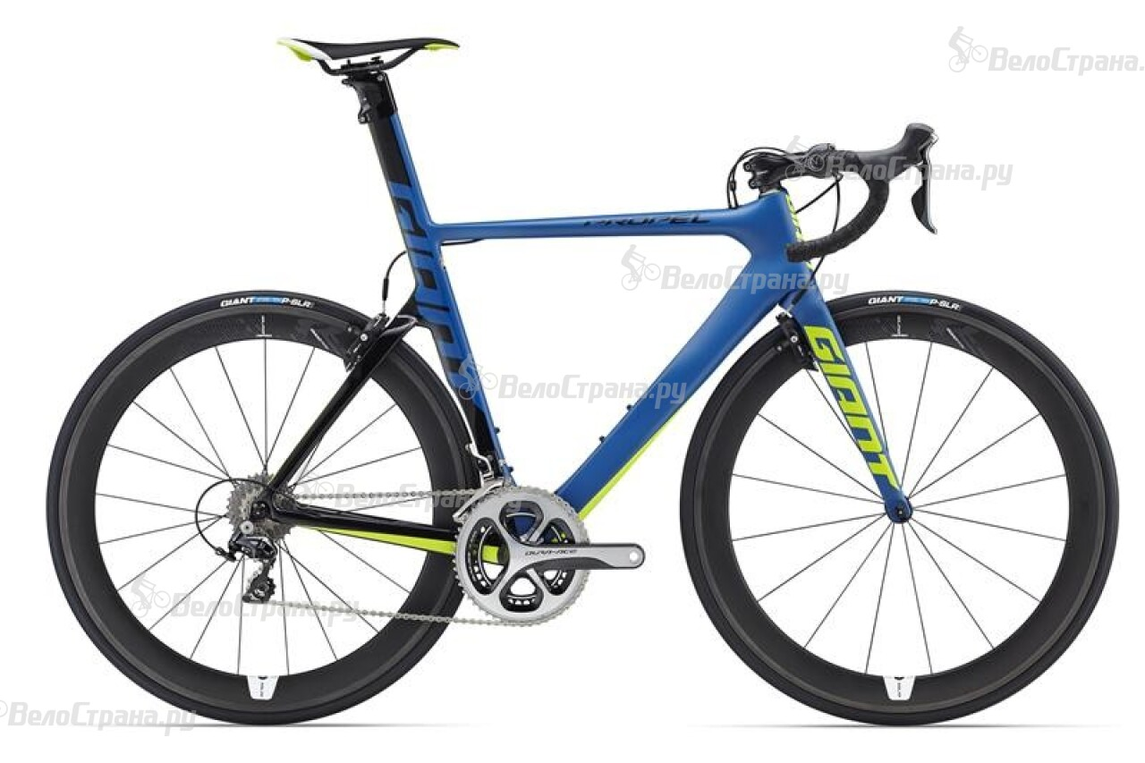 Велосипед Giant Propel Advanced SL 1 (2016)