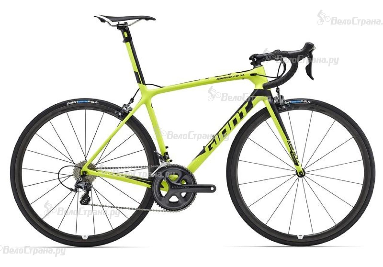 Велосипед Giant TCR Advanced SL 2 (2016) велосипед giant tcr advanced sl 2 2017