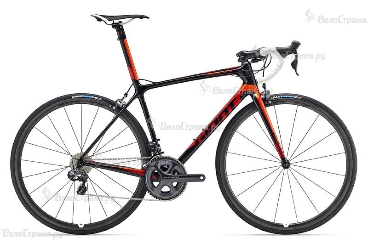 Велосипед Giant TCR Advanced SL 1 (2016) велосипед giant tcr advanced sl 2 2017