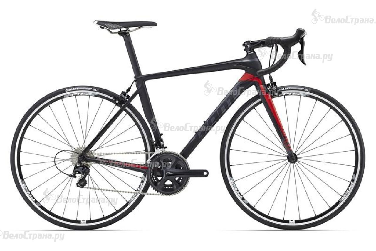 Велосипед Giant TCR SLR 2 (2016)