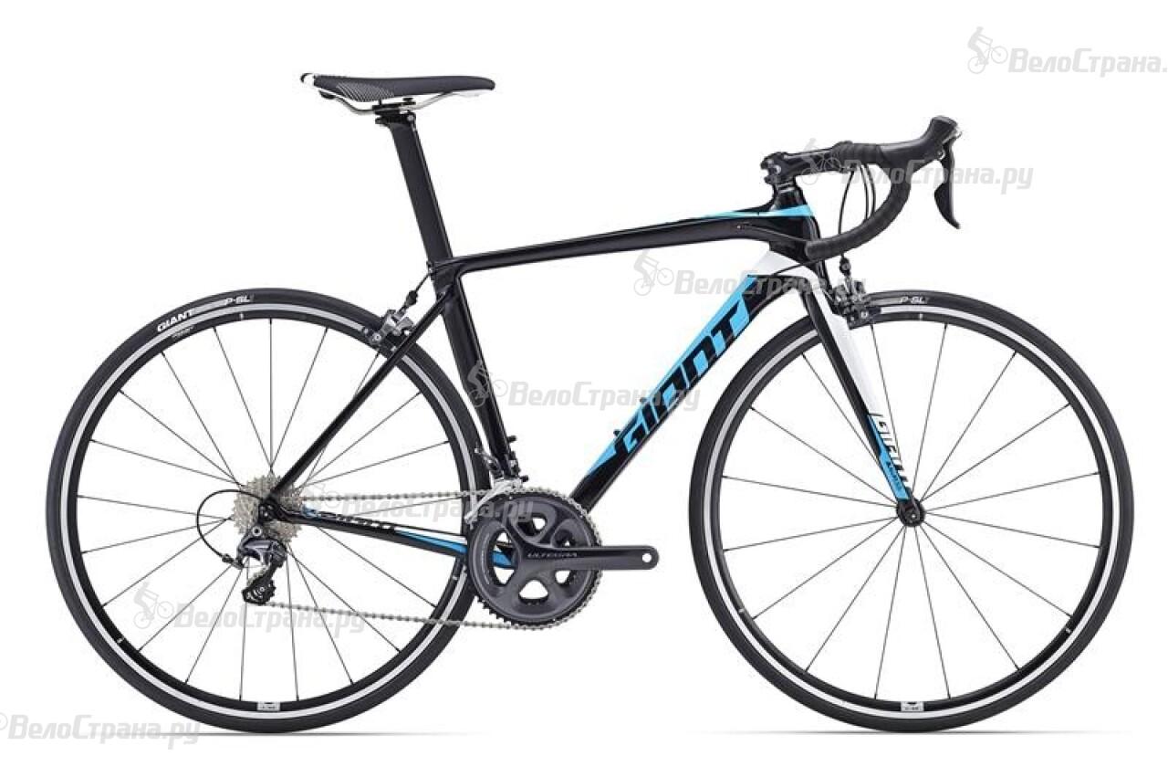 Велосипед Giant TCR SLR 1 (2016)