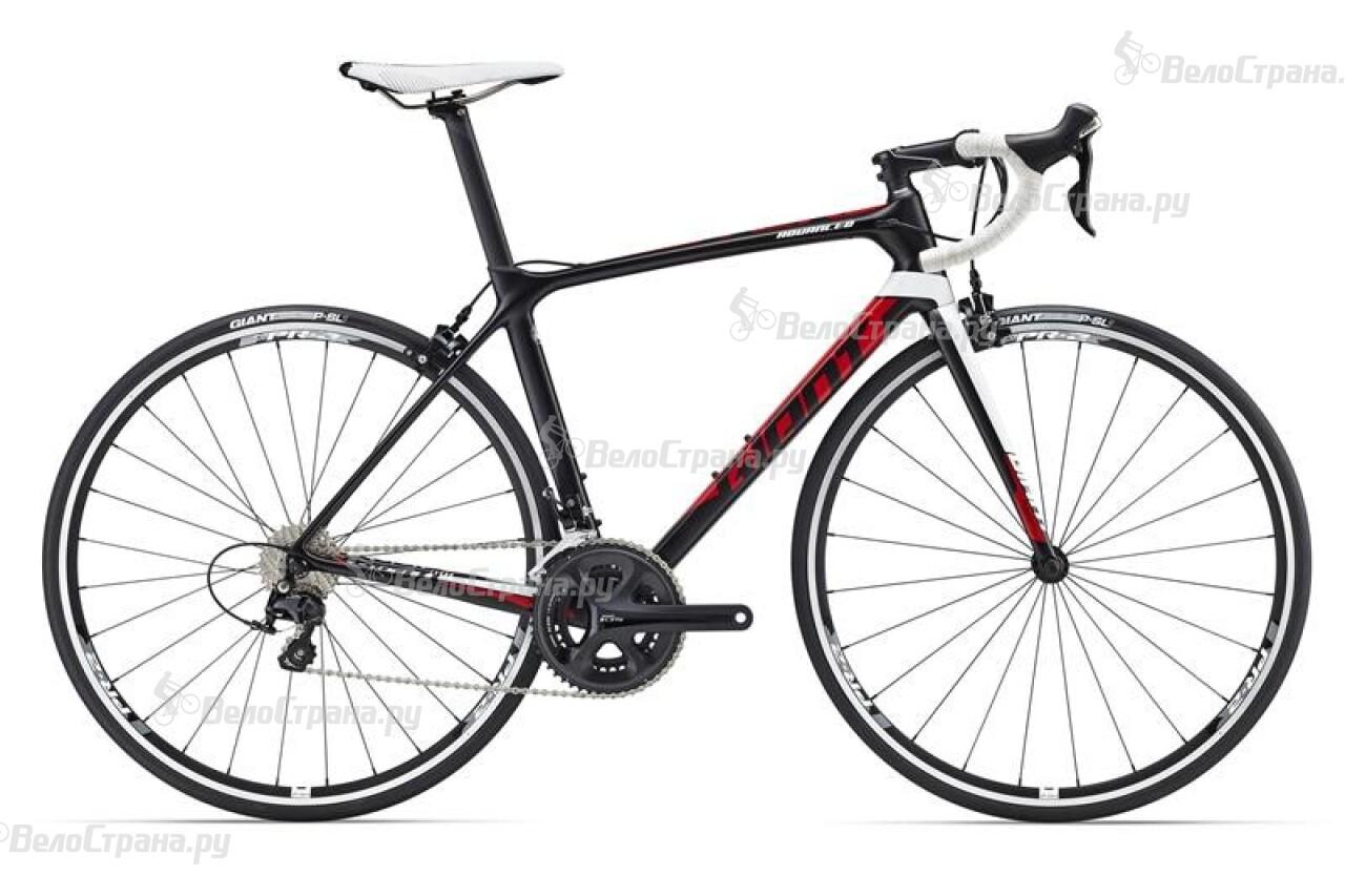 Велосипед Giant TCR Advanced 2 (2016) велосипед giant tcr advanced pro 1 2016